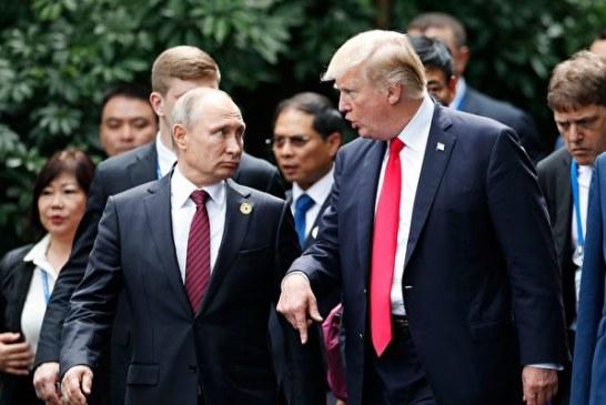 【快訊】川普普京峰會 7月16日芬蘭舉行