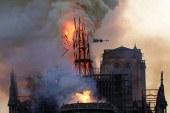 【直播】巴黎聖母院大教堂大火 兩塔得安全保留