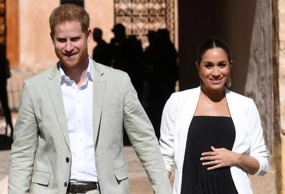 梅根王妃生了 寶貝成為英國「第7順位繼承人」誕生