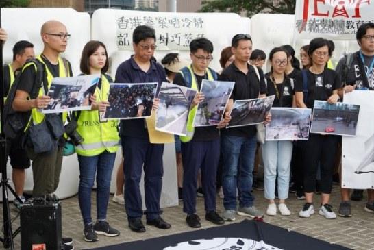 楊建興:記者採訪受威脅,記協成立基金支援新聞自由 (視頻)