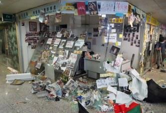 何君堯言論觸犯眾怒-有媒體形容其為香港的「公敵」(圖片,視頻)