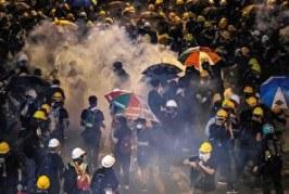 變革中的香港(緊密更新)