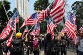 向美國呼籲SOSHK- 實施『香港人權與民主法案』