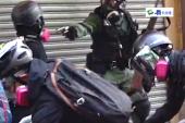 十.一港警開第一槍   搶中共「國慶日」全球頭條(視頻)