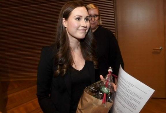 世界最年輕女總理 34歲芬蘭人桑娜·馬林即將執政