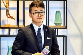 英國駐港領事館前職員鄭文傑決定與「香港及內地家屬斷絕一切關係」