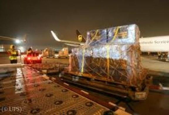 【武漢肺炎更新】美国称已经向中国运送了近17.8吨医疗物资