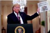 【美國新聞】美国总统特朗普欢庆弹劾案脱罪