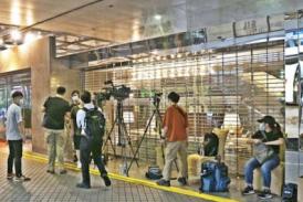 【疫情】香港有線TVB攝影師確診 病發日曾採訪先遣隊下榻酒店