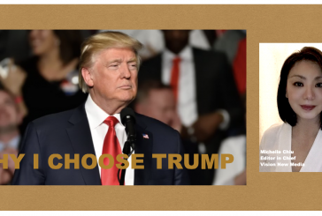 Why I Choose Trump