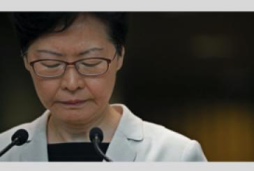 林鄭月娥:因美國製裁銀行決絕開戶 家中堆滿現金