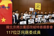 【北京治港】傳北京將出重招改組特首選委會 踢走泛民區議員