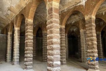【香港歷史】深水埗主教山發現過百年歷史的羅馬式配水庫