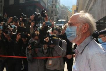 【國安法-拘捕律師】78歲美籍律師被捕 蓬佩奧:會考慮實施制裁