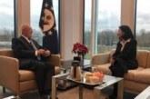 【美台會面】美国助理国务卿与台湾驻美代表在华盛顿会面  中方強烈反对
