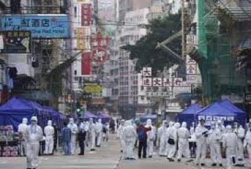 【疫情】武漢肺炎爆發周年 兩岸四地香港最差