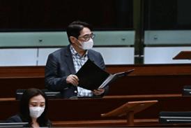 【立法會】親共議員倡保安局取締法輪功 法輪佛學會譴責迫害延伸香港