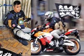 唐英傑 • 24歲 《港區國安法》因煽動分裂及恐怖活動罪被判九年監禁