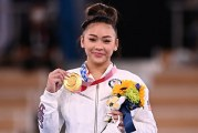 【奧運】美18歲苗族裔女子 摘奧運體操全能金牌